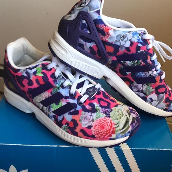 Women Adidas Torsion Floral | Poshmark